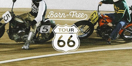 TITAN presents BORN-FREE TOUR 2019 (mit Tour 66) | Ride Harley on Route 66