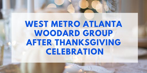 WMAW Group Networking: After Thanksgiving Celebration