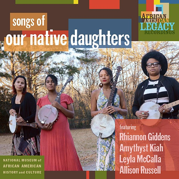 """Smithsonian Folkways """"Songs of Our Native Daugthers"""" Listening Party image"""