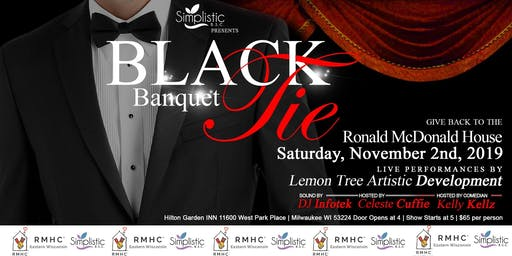 Simplistic BSC Black Tie Banquet: Giving Back to RMHC