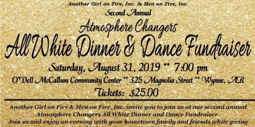 Another Girl on Fire, Inc.'s 2nd Annual All White Dinner/Dance Fundraiser