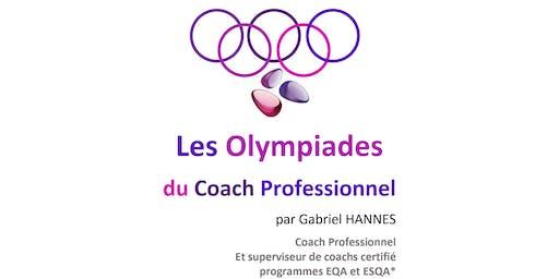 Lyon Olympiades 24 Juin 2019 - Séquence 2 - Utiliser la colonne vertébrale de l'identité de Vincent Lenhardt pour diagnostiquer et intervenir en séance de coaching