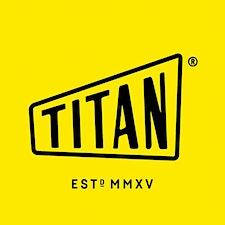TITAN Motorcycle Co. logo