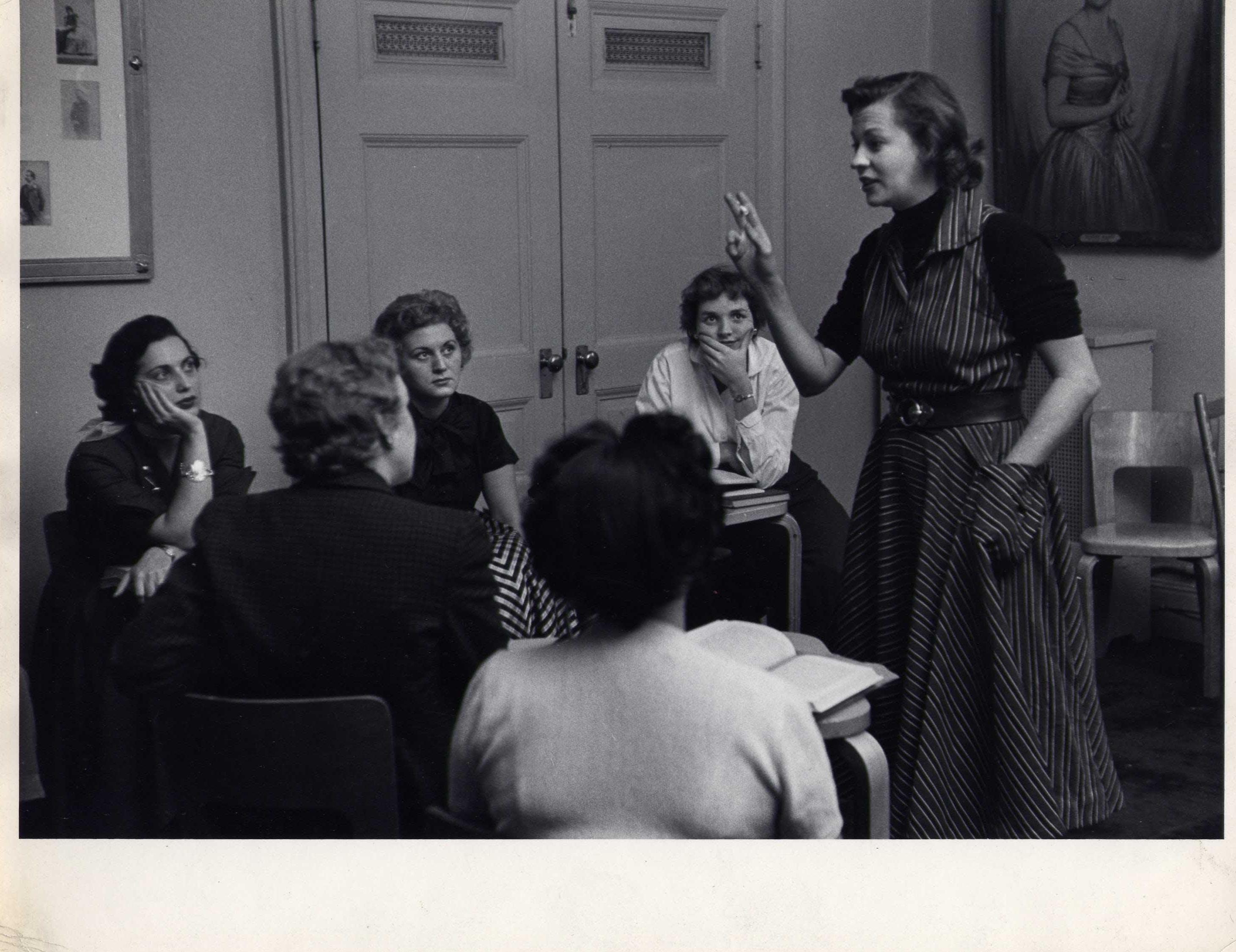 Public Conversation: Women's History is Ameri