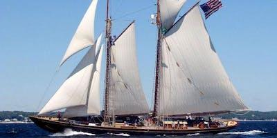 VIRGINIA Downrigging Weekend Sails