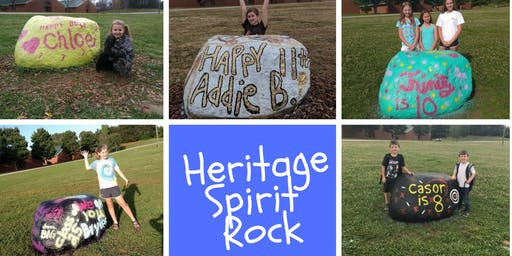 Reserve Heritage Spirit Rock June 1 - July 31, 2019