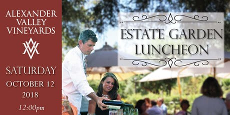 Fall Estate Garden Luncheon 2019 tickets