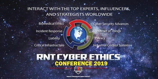 RNT Cyber Ethics Conference 2019 For Previous Attendees