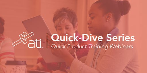ATI Quick-Dive Series