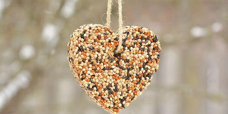 A Partridge in a Pear Tree: Bird Seed Ornament Workshop tickets