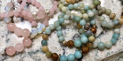 Meditation, Mala Bracelet Making   & Essential Oils Mini Retreat