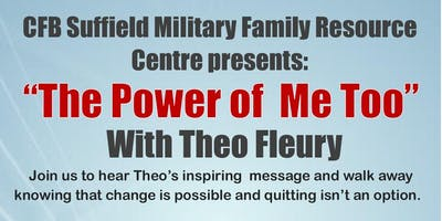 ""\""""The Power of Me Too"""" with Theo Fleury""400|200|?|en|2|9eb81bf1ac74e013d5b5fc324ba4675c|False|UNLIKELY|0.3896504044532776