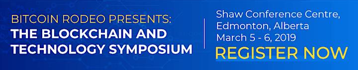 The Blockchain and Technology Symposium image