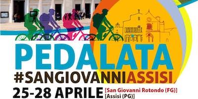 Pedalata San Giovanni Rotondo - Assisi