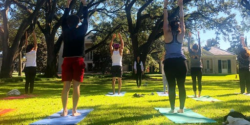 September Yoga With A Vue