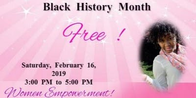 """S.O.S Youth Mentoring Program,Inc """"Saving Our Sister's"""" (BLACK HISTORY MONTH)"""