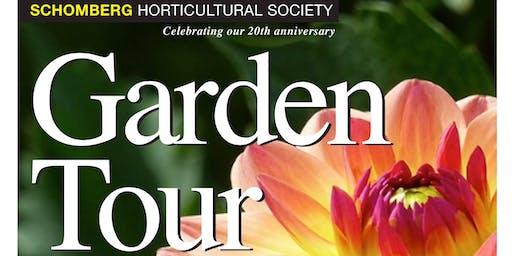 Anniversary Garden Tour