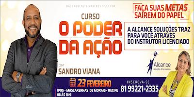 Curso: O Poder da Ação - Recife - Alcance Soluções - Turma 1