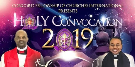 Holy Convocation 2019: Family Connection tickets