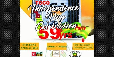 Togo 59th Independence Day Celebration. Saturday, April 27, 2019