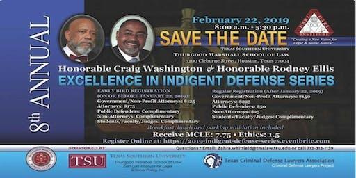 2019 Indigent Defense Symposium- CLE