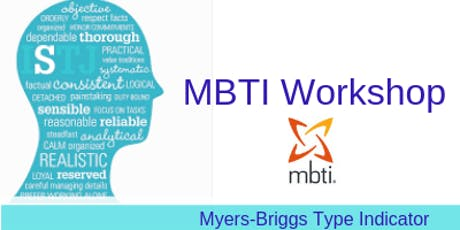 MBTI- Myers Briggs Type Indicator Communication Workshop tickets