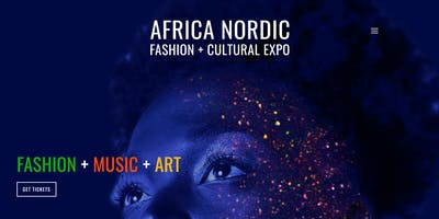 Africa Nordic Fashion & Cultural Expo