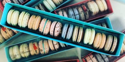 Make your own Macarons Cooking Class