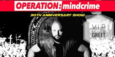 Operation: Mindcrime Meet & Greet