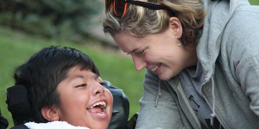 Viajando Juntos en la Esperanza retiro familiar 2019 - Oficina para Personas con Discapacidades