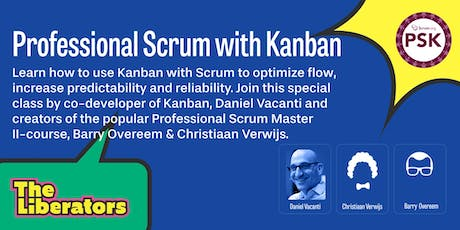 Professional Scrum with Kanban tickets