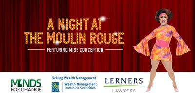 Minds for Change - A Night at the Moulin Rouge
