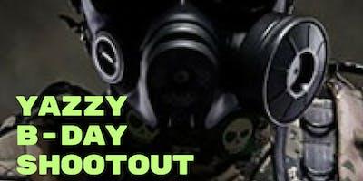 YAZZY BIRTHDAY&BULLETS SHOOTOUT