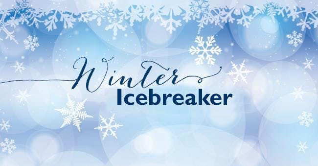 Winter Ice Breaker Presented by UDI New Horiz