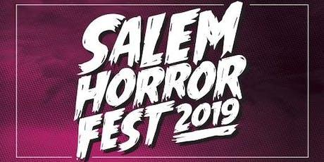 Salem Horror Fest - Weekend Pass: 10/3 - 10/6 tickets