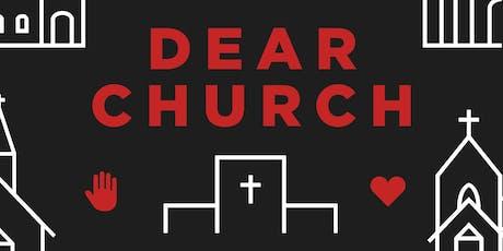 Dear Church Book Launch Party  tickets