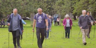 Nordic Walking for Parkinson's
