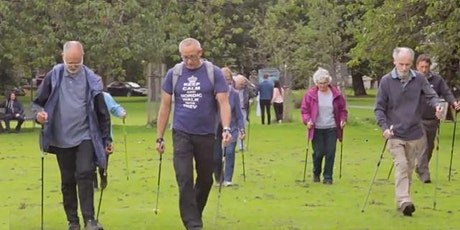 Nordic Walking for Parkinson's tickets