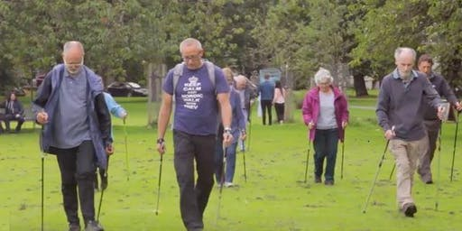Nordic Walking for Parkinson's