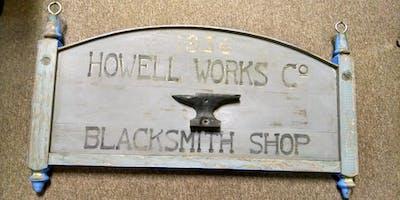 Village Workshops - Blacksmithing