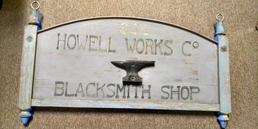 Village Workshops - Blacksmithing