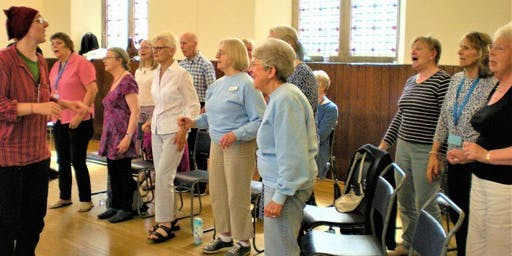 Singing4fun with Parkinson's (Wednesday Evenings)