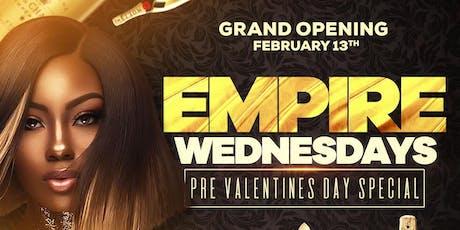 Afro Caribbean Wednesdays DC tickets