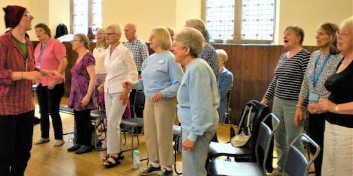 Singing4fun with Parkinson's (Tuesdays)