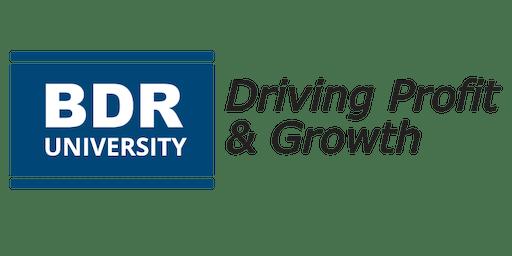 Customer Experience Coordinator University: August 14-16, 2019
