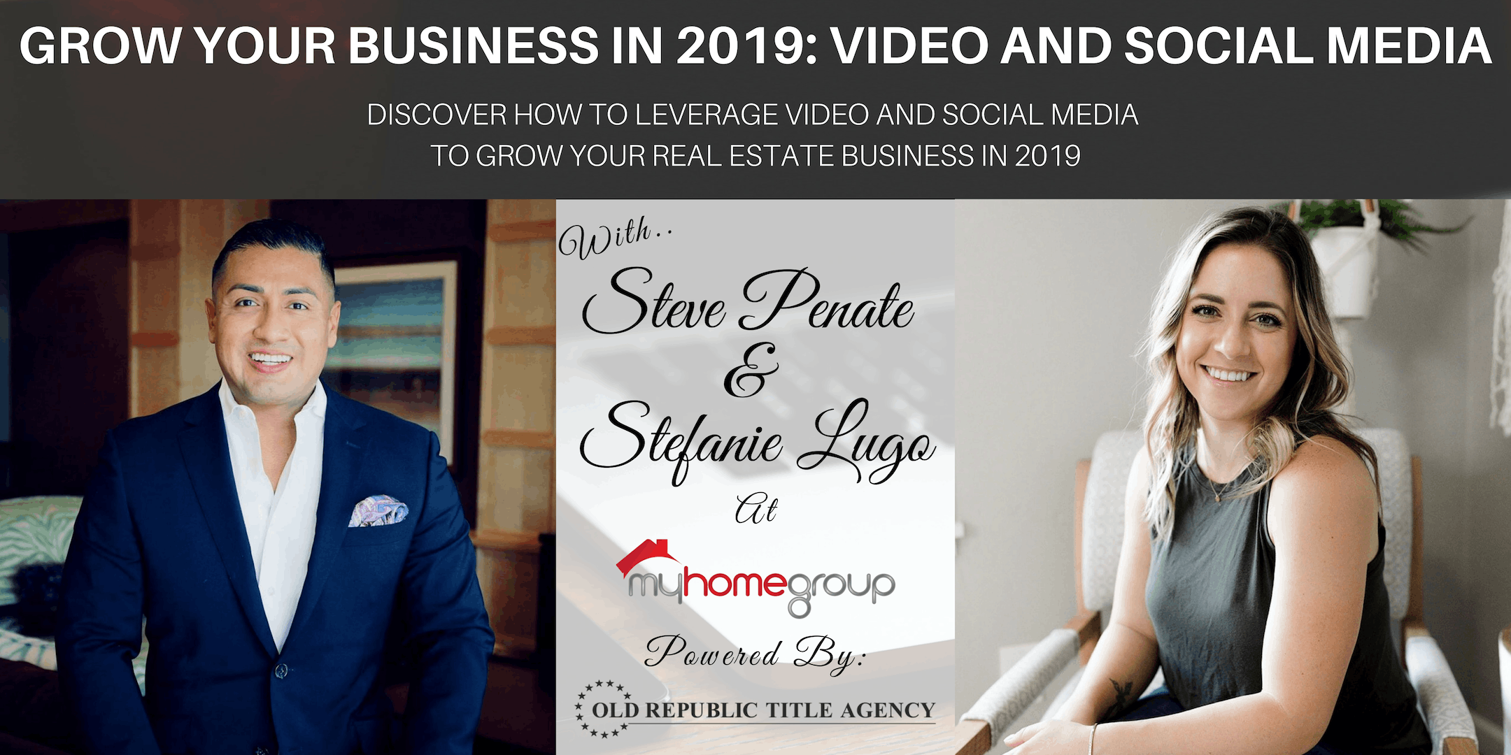 Grow Your Business in 2019: Video and Social Media