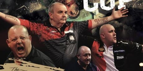 The Powerhouse Cup featuring Phil 'The Power' Taylor  Darts Evening tickets