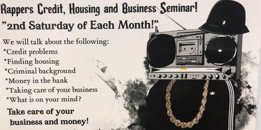 Rapper's and Music Professionals Credit and Housing Serminar