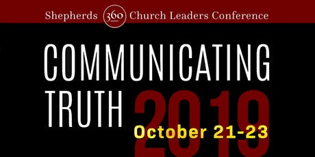 2019 Shepherds 360 Conference tickets