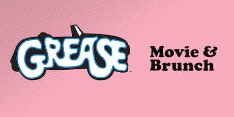 Movie & Brunch - Grease tickets